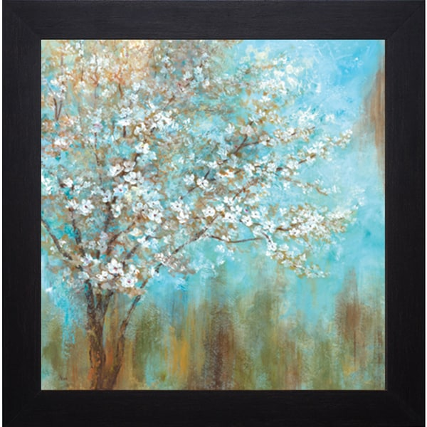 Cherry Blossoms\' by Nan Framed Art Print - Free Shipping Today ...