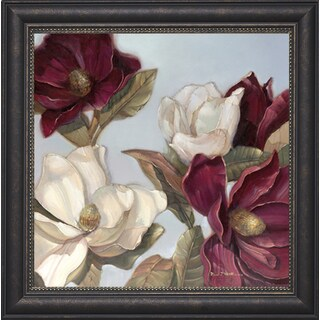 Magnolia' by Paul Mathenia Framed Art Print