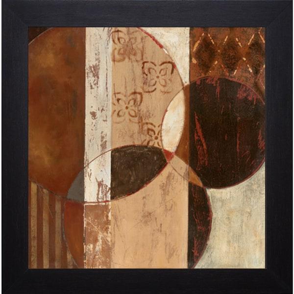 Kaleidoscope I' by Carol Robinson Framed Art Print