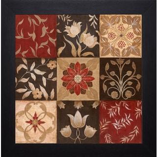 Patterns of Nature I' by Tava Studios Framed Art Print
