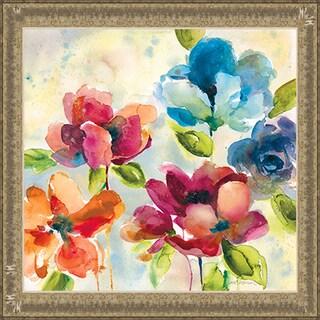 Color My World II' by Carol Robinson Framed Art Print