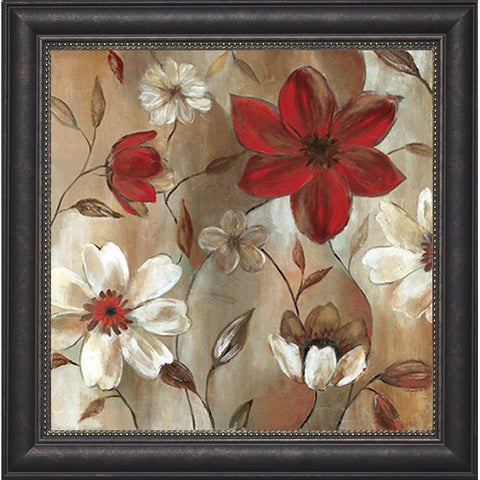 Ready for Red II' by Carol Robinson Framed Art Print