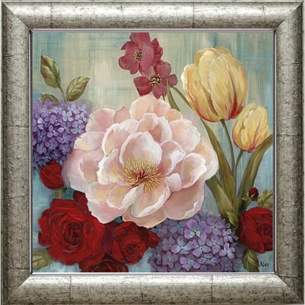 Junes Celebration II' by Nan Framed Art Print