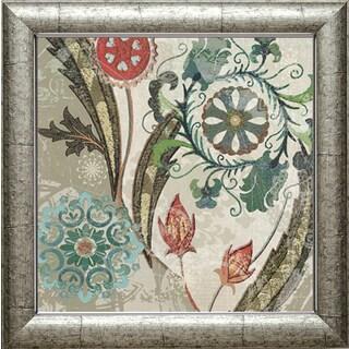 Royal Tapestry I' by Carol Robinson Framed Art Print