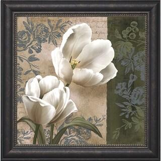 Tulip Fair' by Conrad Kutsen Framed Art Print