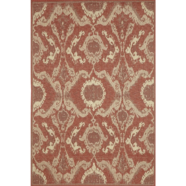 Ethnic Outdoor Area Rug 4 11 X 7 6 Free Shipping Today 8965542