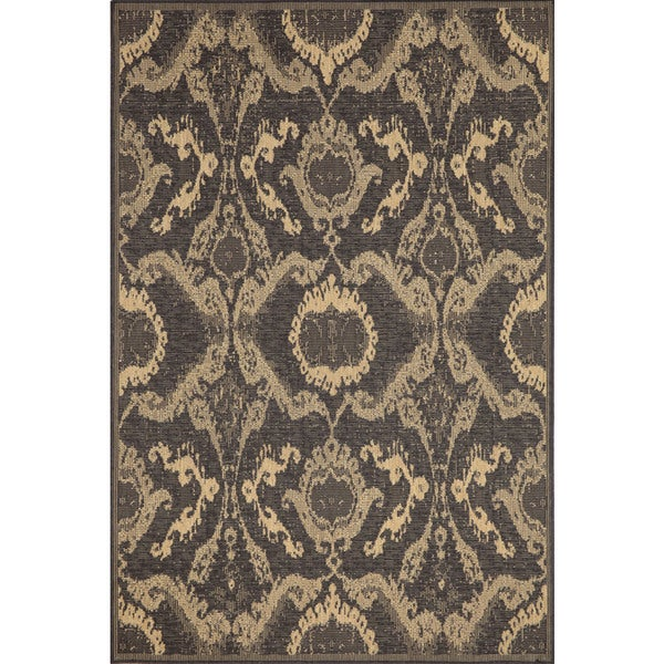 Ethnic Outdoor Area Rug 4 11 X 7 6 Free Shipping Today 8965543