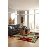 Lines Indoor Area Rug (5' x 7'6)