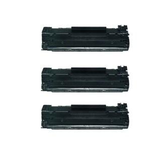 3-Pack HP 12A Q2612A Compatible Toner Cartridge For HP LaserJet 1012 1018 1020 1022 3050 M1319F