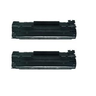 2-Pack HP 12A Q2612A Compatible Toner Cartridge For HP LaserJet 1012 1018 1020 1022 3050 M1319F