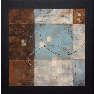 Double Vision I' by Nan Framed Art Print