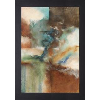 Rare Earth I' by Norm Olson Framed Art Print