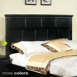 Furniture of America Willow Cottage Style Twin Headboard