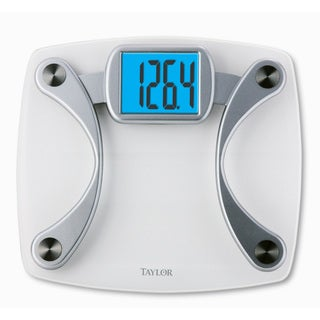 Taylor Butterfly Glass Digital Scale