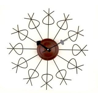 Hans Andersen Home Pretzel Wall Clock
