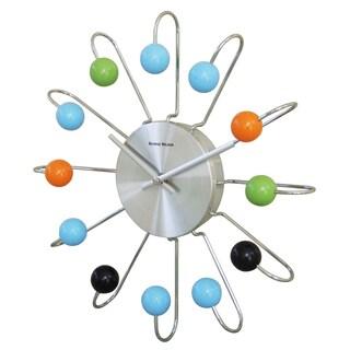 Hans Andersen Home Wooden Atomic Clock