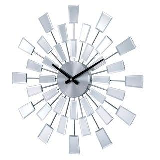 Hans Andersen Home Mirrored Pixels Clock