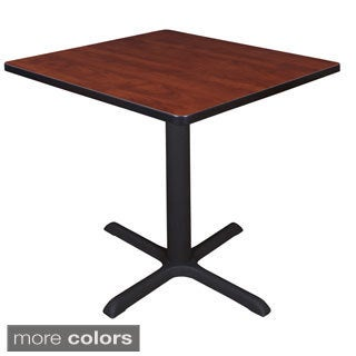 30-inch Cain Square Breakroom Table (3 options available)