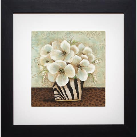 Exotic Touch I' by Tava Studios Framed Art Print