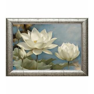 Lotus I' by Igor Levashov Framed Art Print