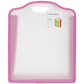 Storage Studios Paper Folio- Pink & Green