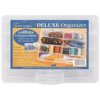 Deluxe Organizer 8 Compartments