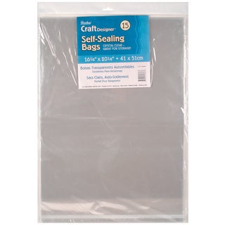 Self Sealing Bags 12/Pkg