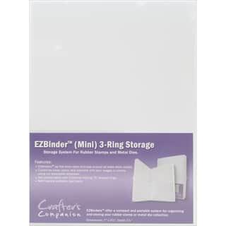 EZBinder 3-Ring Storage - Mini https://ak1.ostkcdn.com/images/products/8966210/P16175708.jpg?impolicy=medium