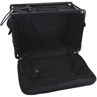 Tutto XXL Machine on Wheels Sewing Machine Case - Black
