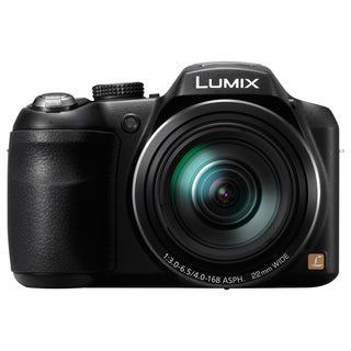 Panasonic Lumix DMC-LZ40 20 Megapixel Compact Camera - Black