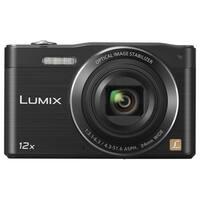Panasonic Lumix DMC-SZ8 16 Megapixel Compact Camera - Black