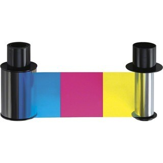 Fargo Ribbon Cartridge - YMCKO