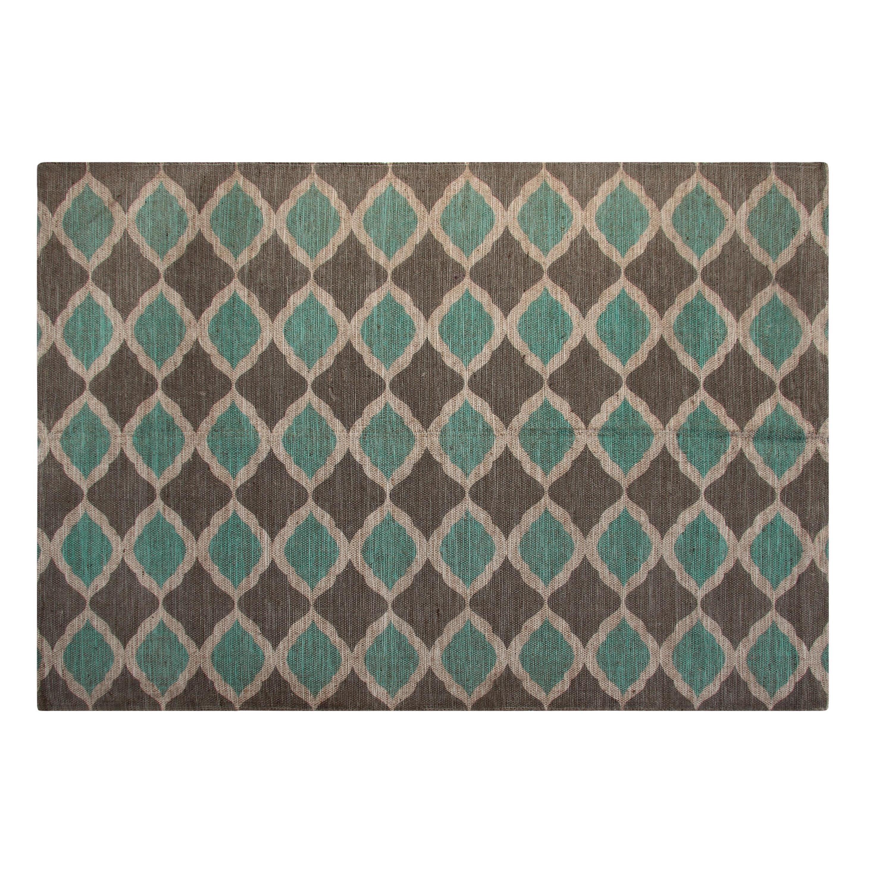 Chesapeake Merchandising, Inc Turquoise and Taupe Matrix ...
