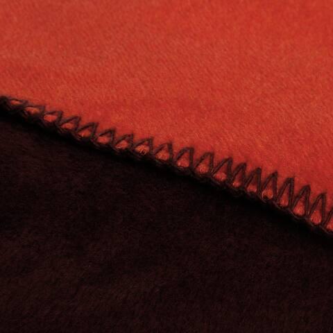 IBENA Sorrento Plush Reversible Blanket