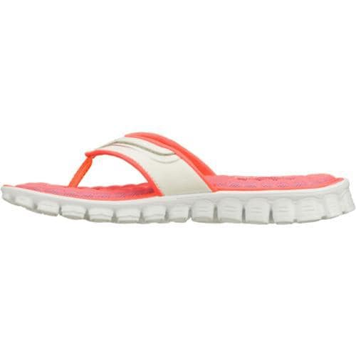 6177a7ae380f0d ... Thumbnail Women  x27 s Skechers EZ Flex Cool Summer Solstice White Pink