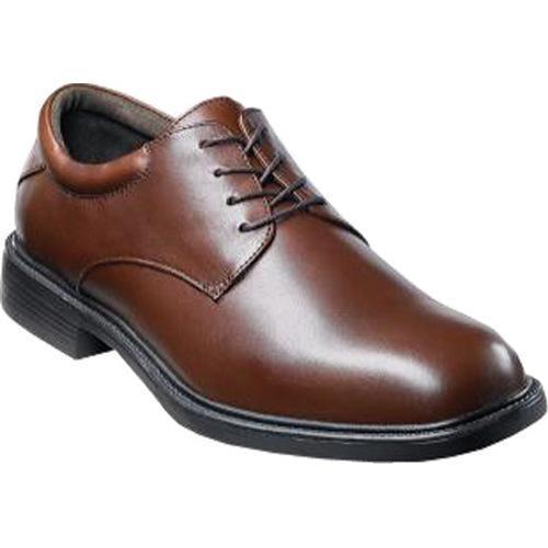 Men S Nunn Bush Maury Brown Leather Free Shipping Today