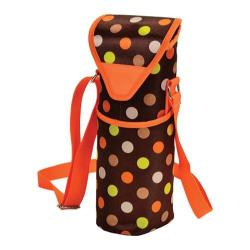 Picnic at Ascot Single Bottle Tote 13in Julia Dot