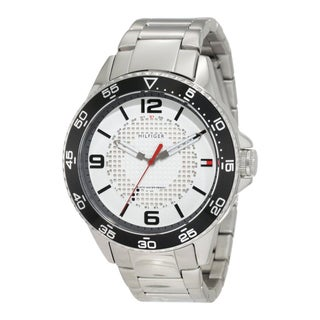 Tommy Hilfiger Men's 'Kiefer' 1790838 Steel Sports Watch
