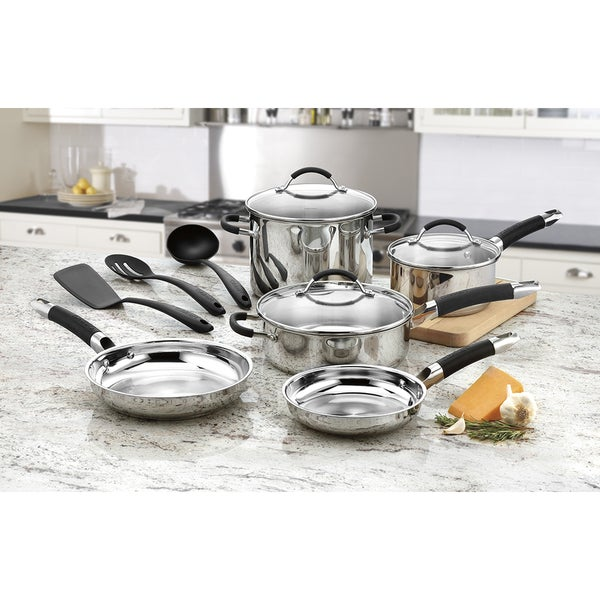 Cusinart Home Gourmet 11-piece Cookware Set
