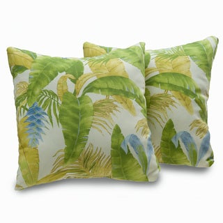 Nags Head 18-inch Decorative Throw Pillows (Set of 2)