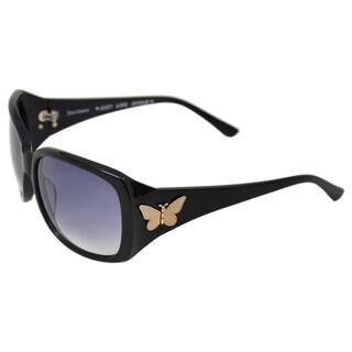 Juicy Couture Women's 'Laguna/S 0807 Y7' Black Sunglasses