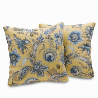 Cherborg 18-inch Decorative Throw Pillows (Set of 2)