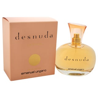 desnuda Leperfum by Emanuel Ungaro Women's 3.4-ounces Eau de Perfum Spray