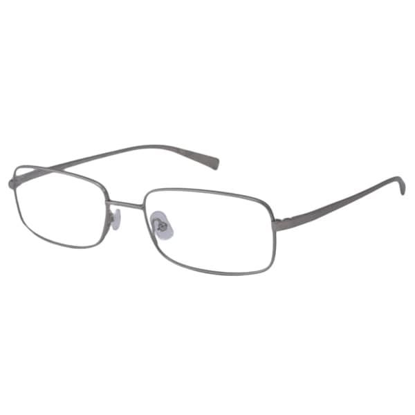 Calvin Klein Men s Eyeglass Frames : Calvin Klein Readers Mens CK7482 Rectangular Optical ...