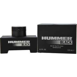 Hummer Black Men's 4.2-ounce Eau de Toilette Spray