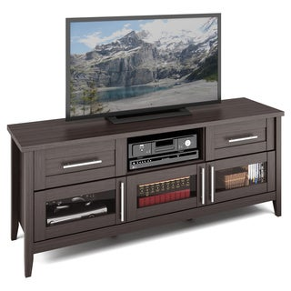 CorLiving Jackson Modern Wenge Finish TV Bench