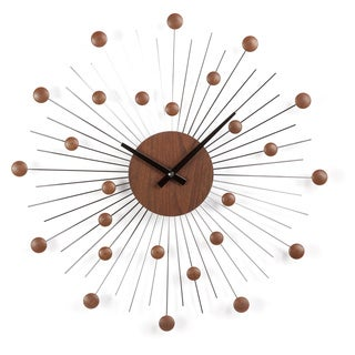 Palm Canyon Molino Mid century Star Wall Clock