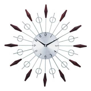 Hans Andersen Home Noyes Mid-century Style Clock