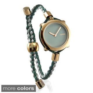 RumbaTime Women's Gramercy Braided Watch