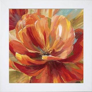 Island Blossom II' by Nan Framed Art Print